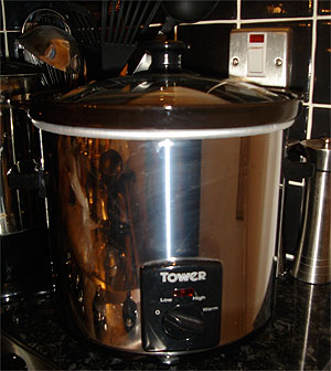 Tower Slow Cooker
