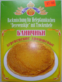 Blini Packet