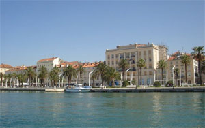 The Riva in Split