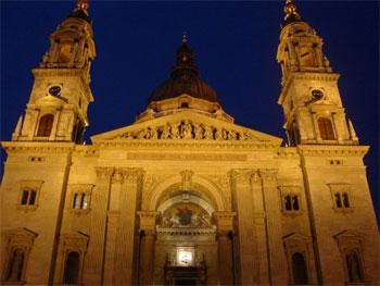 Szent Istvan Basilica