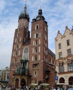 St Mary's Basillica, Krakow