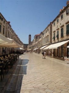 The Stradun - Dubrovnik