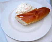 Kruh, sir i vrhnje