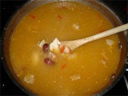 Romanian Bean Stew
