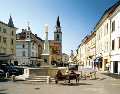 Glavni trg, Kranj