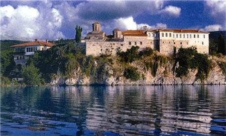 Sveti Naum Monastery, Macedonia