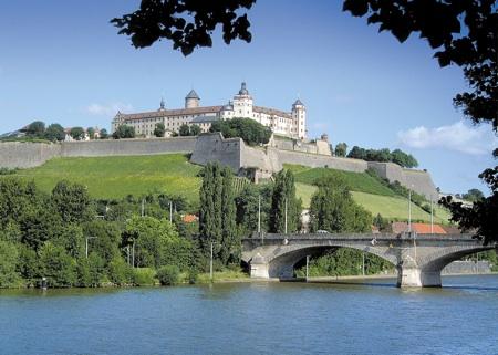 Marienberg Citadel, Würzburg