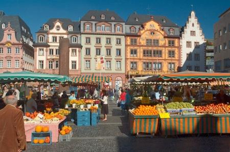 Rebstockplatz, Mainz
