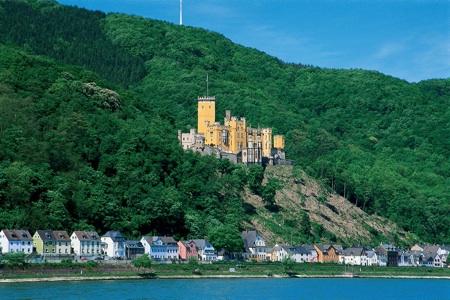 Stolzenfels Palace, Koblenz