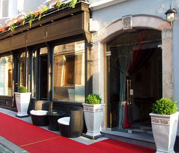 Allegro Hotel in Ljubljana