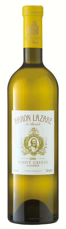 Baron Lazare Pinot Grigio 2008