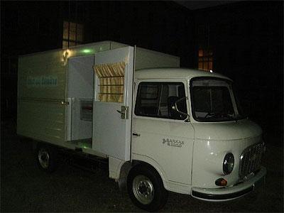 Stasi Van
