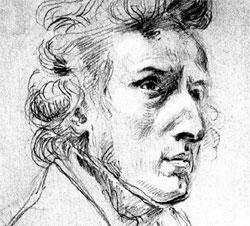 Delacroix Chopin