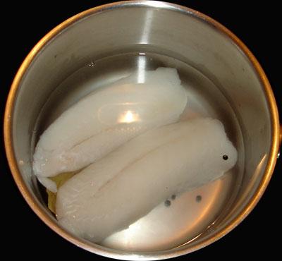 Cold Cod Salad 2