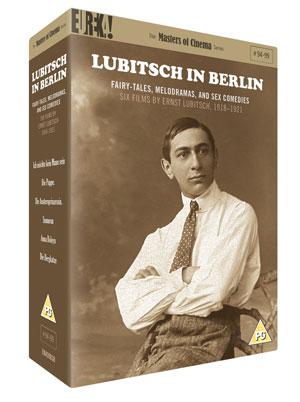 Ernst Lubitsch DVD Boxset