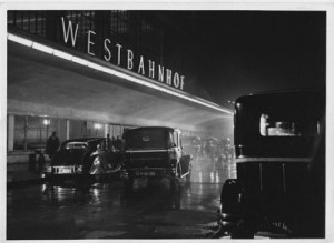 Westbahnhof, Wien,