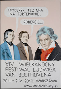 Beethoven Festival Warsaw Poland