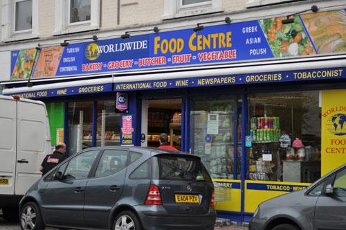 Worldwide Food Centre