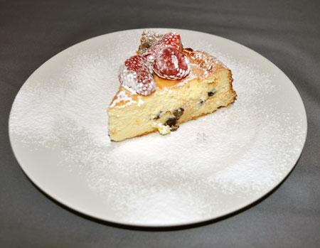 Zapekanka iz Tvoroga - Baked Russian Cheesecake Recipe