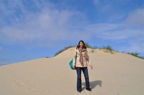 Parnidis dune, Curonian Spit, Lithuania
