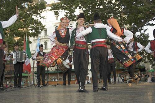 Danube Festival Budapest Hungary