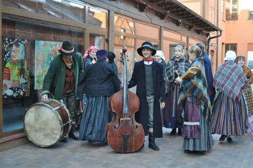 Klaipeda Folk Band Lithuania