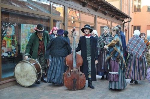 Klaipeda Folk Band Lithuania