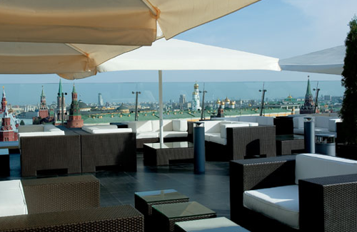 O2 Lounge Ritz-Carlton Moscow