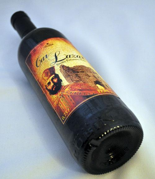 Car Lazar Stono Polusuvo Vino