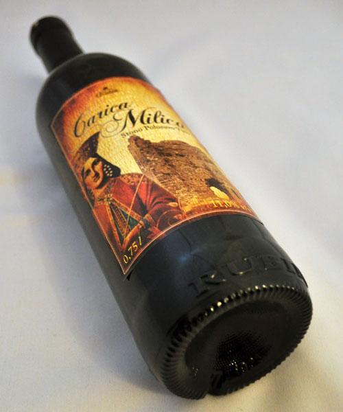 Carica Milica Stono Polusuvo Vino