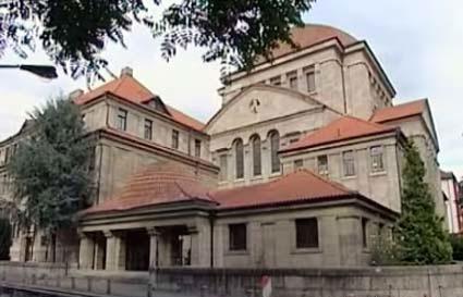 Western Synagogue Frankfurt