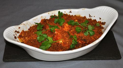 Thracian tomato bake