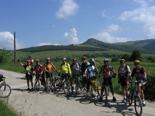Travel the Unknown Serbia Cycle Tour