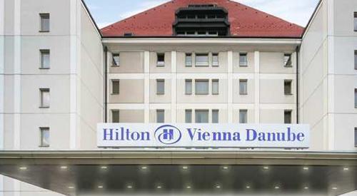 Hilton Vienna Danube Hotel