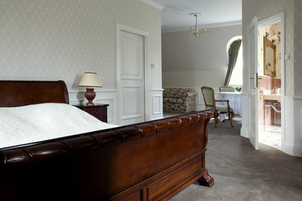Sierakow Manor Bedroom