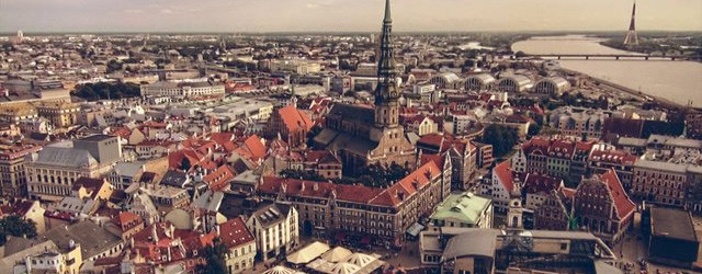 Riga, Latvia, will be a European Capital of Culture in 2014. The title for the [...]